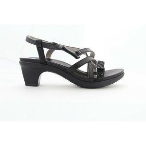 Abeo Gloriana Sandals Black Size US 7.5 () 4339